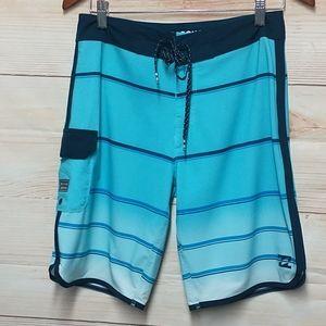 Billabong Platium X Board Shorts  Size 28